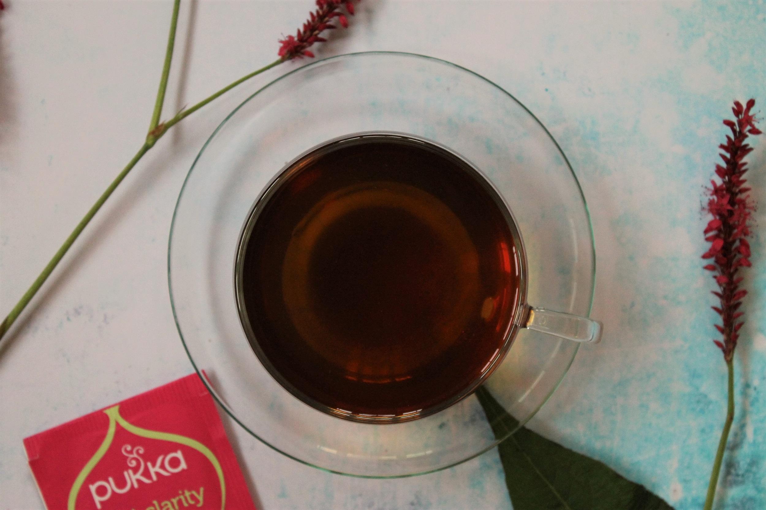 tulsi leaf tea