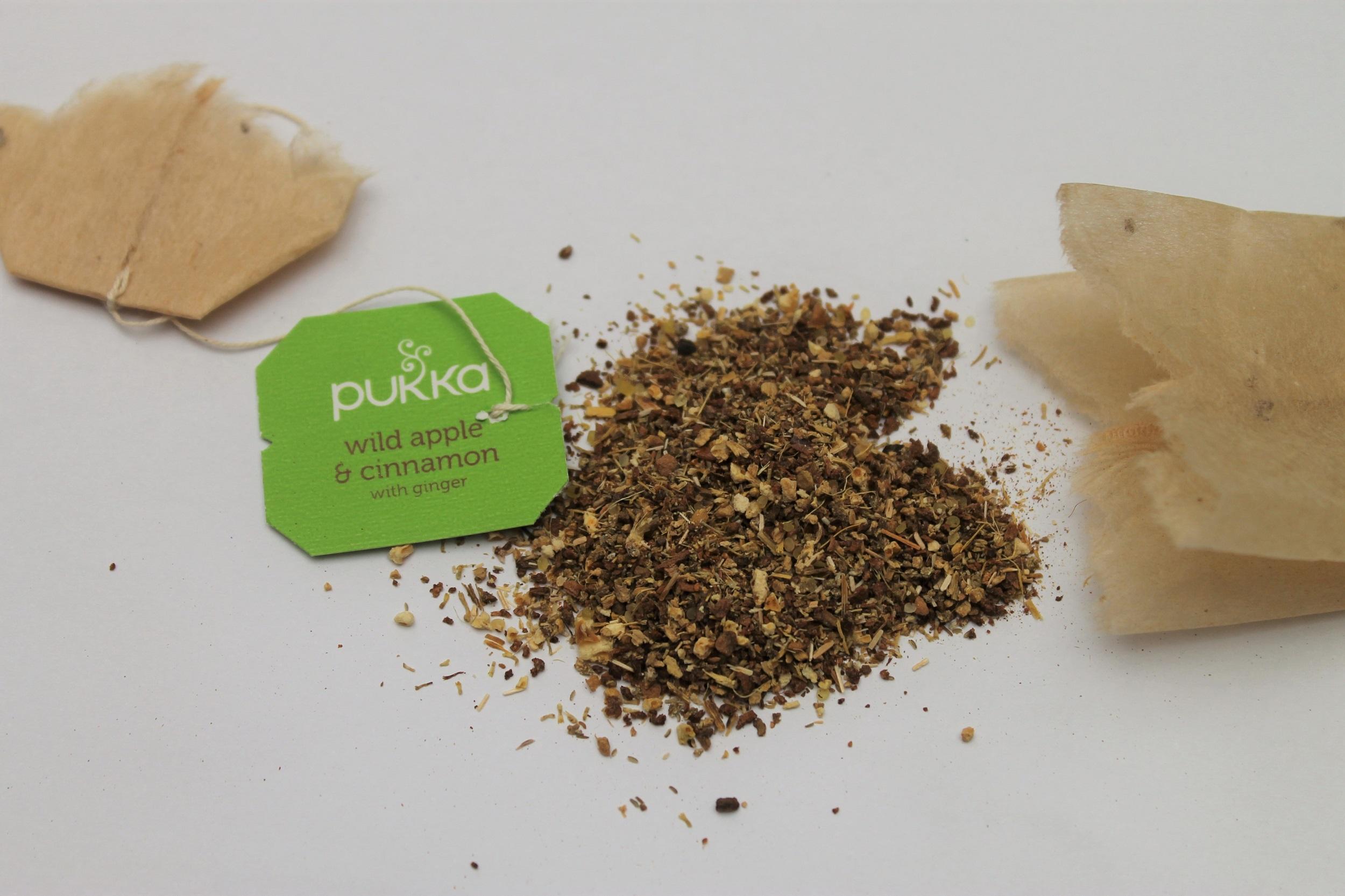 apple herbal tea blend