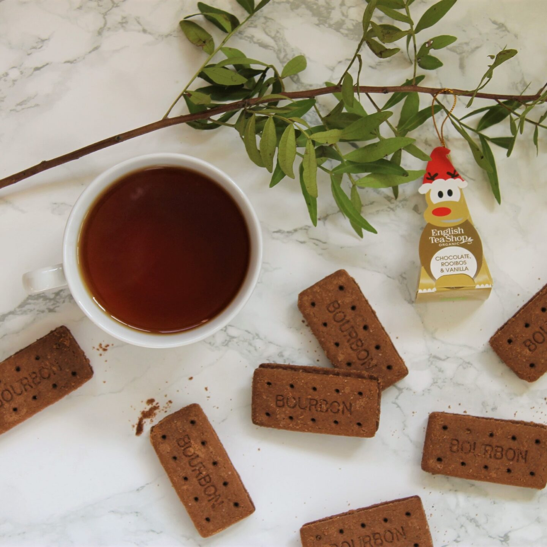 English Tea Shop Chocolate, Rooibos & Vanilla Tea Review