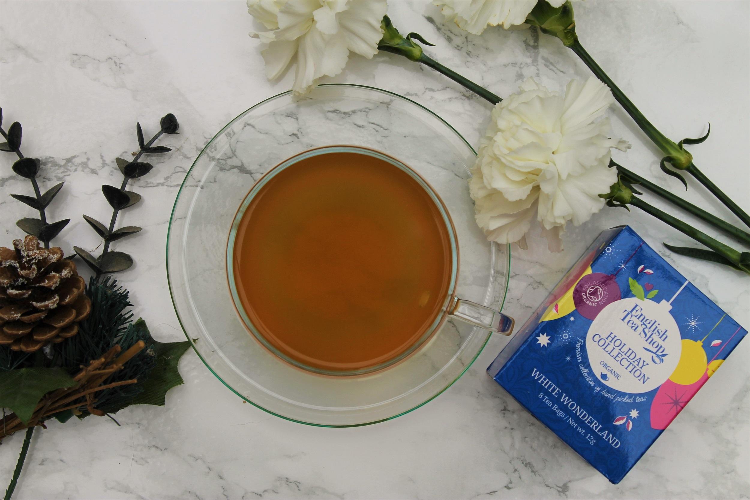 English Tea Shop White Wonderland Tea Review