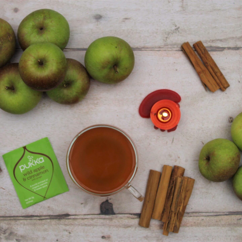 Pukka Wild Apple & Cinnamon with Ginger Tea Review