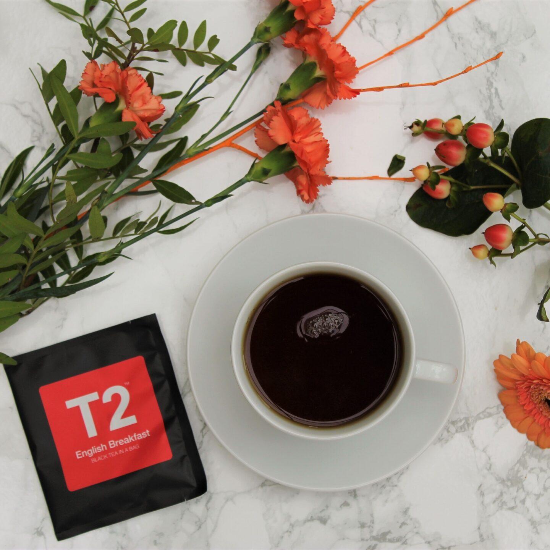 T2 English Breakfast Tea Review