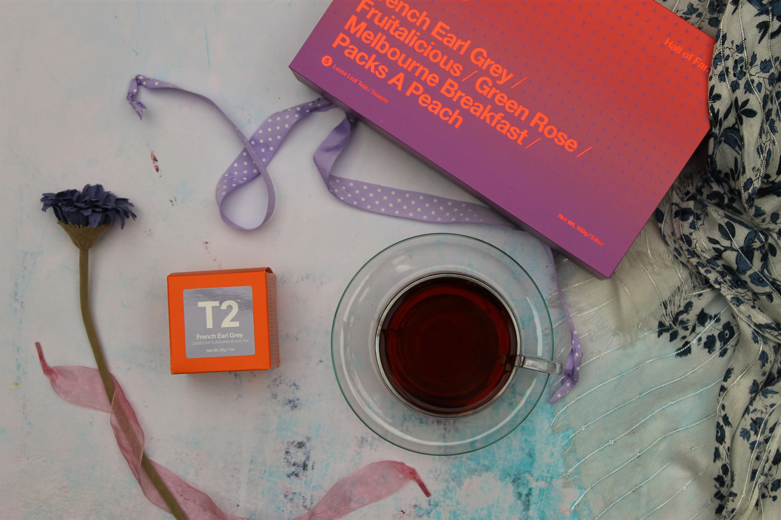 T2 French Earl Grey Tea Review