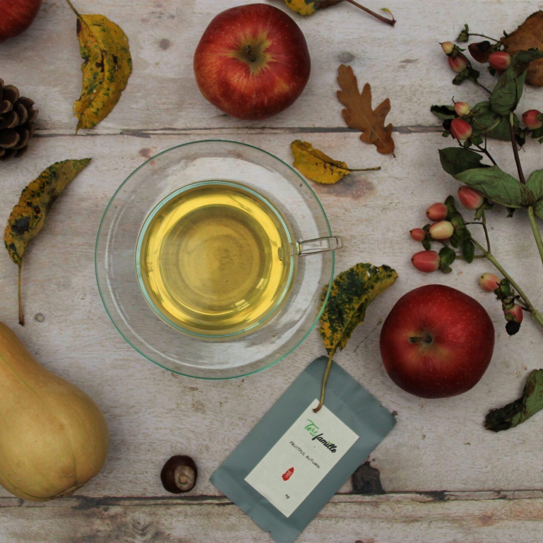 Tea Famille Fruitful Autumn Green Tea Review