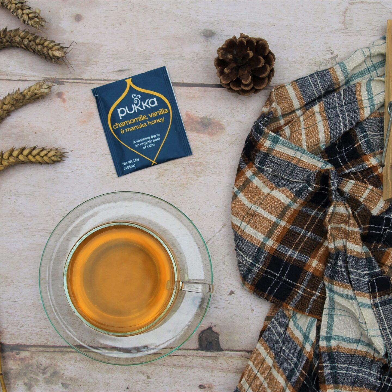 Pukka Chamomile, Vanilla & Manuka Honey Tea Review