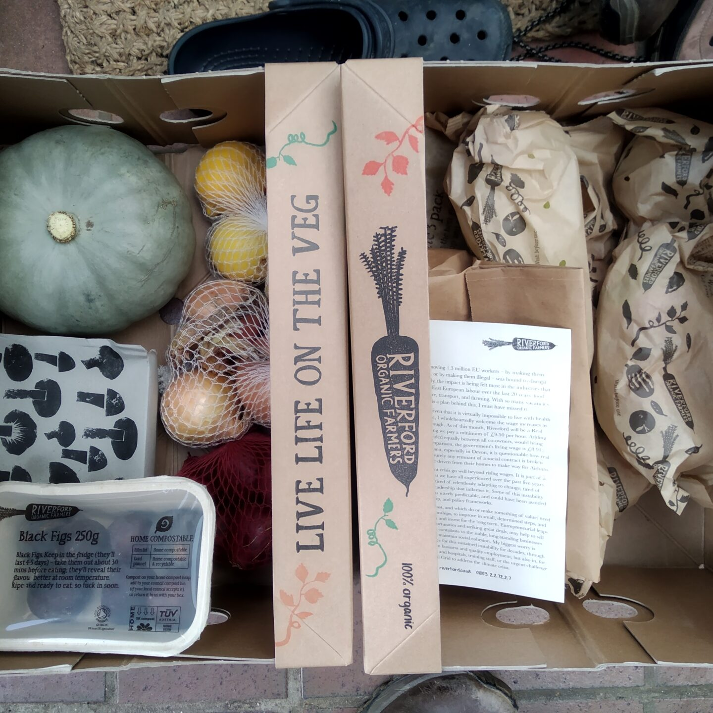 Should You Get a Veg Box? My Experience with Grocery Subscriptions