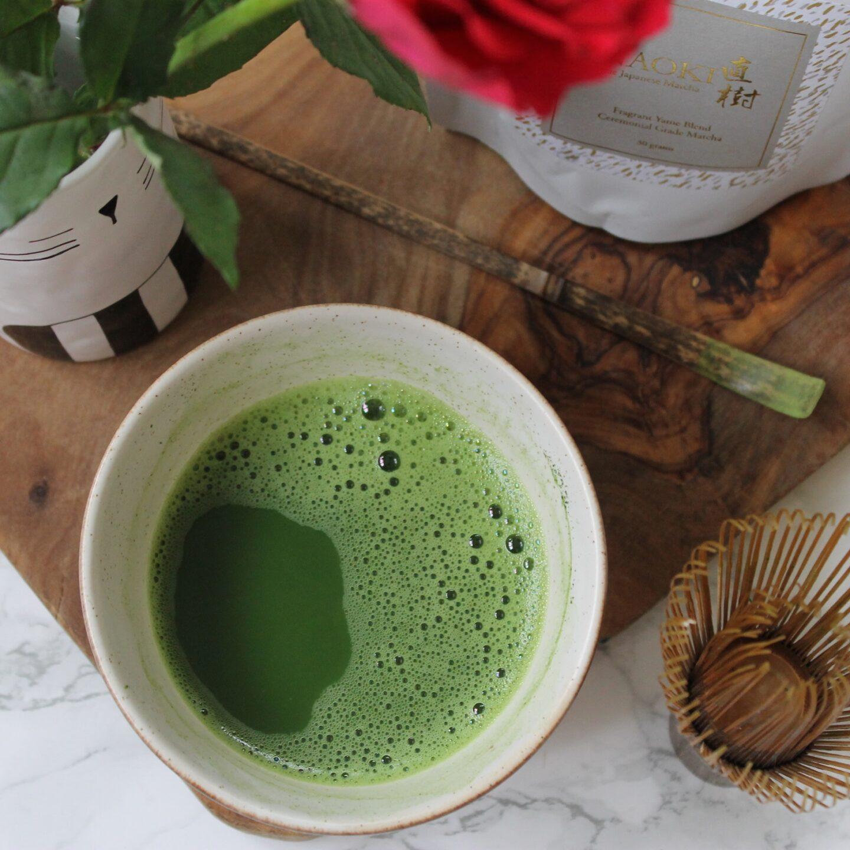 Naoki Fine Japanese Matcha Tea Review