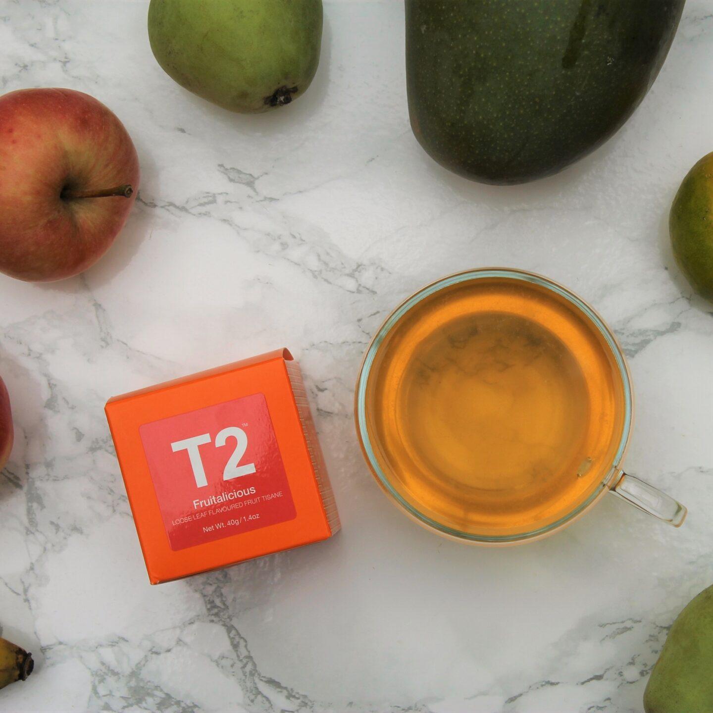 T2 Fruitalicious Tea Review
