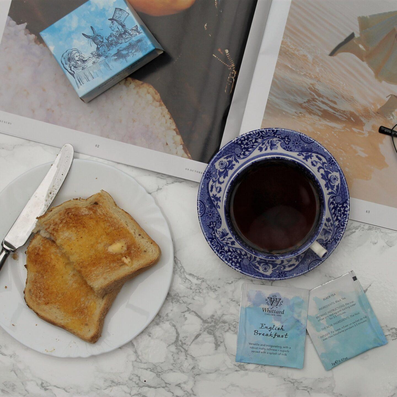 Whittard English Breakfast Tea Review